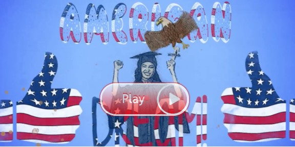 animated video _play button